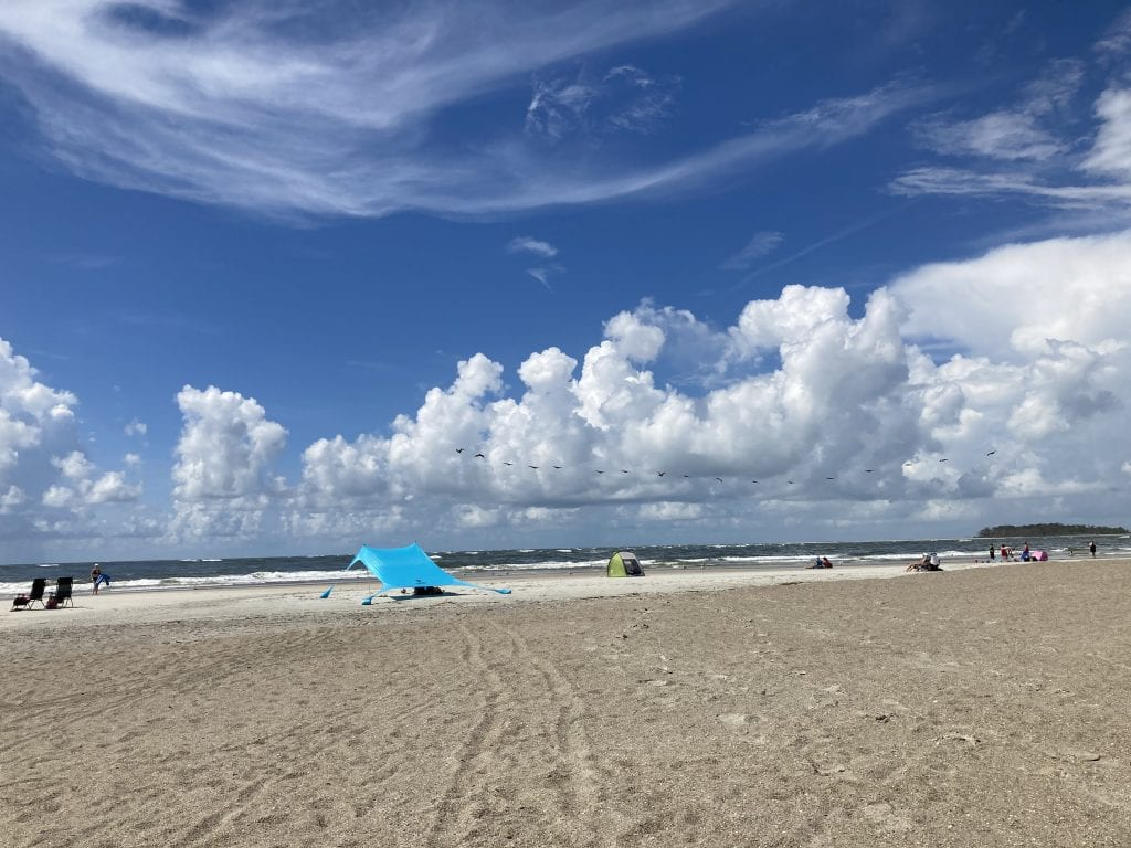 A day on Tybee Island's beaches is soothing for body and soul