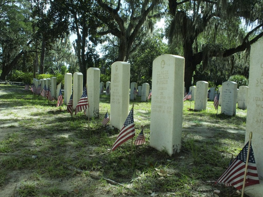 A walk through Savannah's history at Bonaventure Cemetery