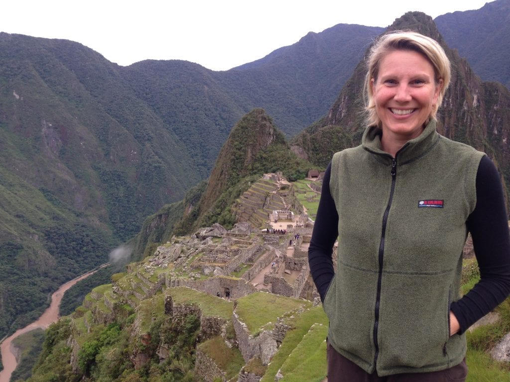 Finally at Machu Picchu! Top of my list and one of my top travel experiences.